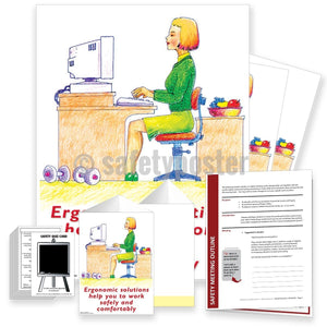 Safety Meeting Kit - Ergonomic Solutions Kits