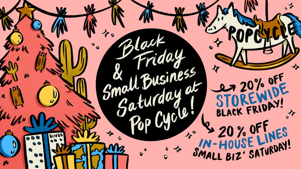 LOCALISM WEEKEND: Support local for your holiday shopping this season!