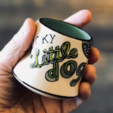 Small Shot Glass Lucky Cup