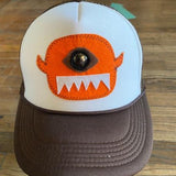 Monster Booty snap back/ball cap