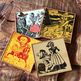 Coaster Set of 4 By DDco Design
