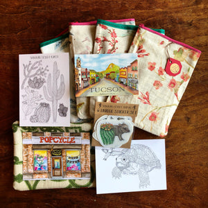Tucson Love Art Bundle