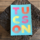 Graphic Tucson Postcards