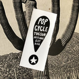 Pop Cycle Stickers!