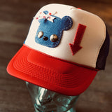 Bear Down Arizona Snapback