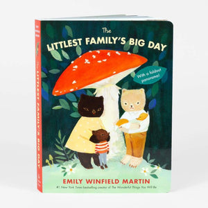 The Littlest Family's Big Day Board Book