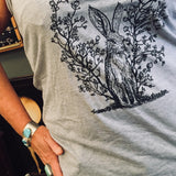 Hare & Creosote Tee