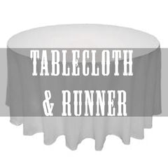 tablecloth & runner