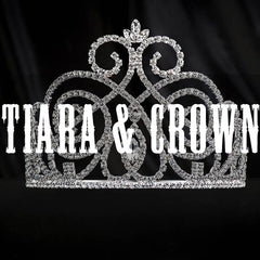 tiara & crown