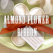 almond flower ribbon