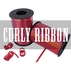 curly ribbon