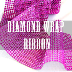 diamond wrap ribbon