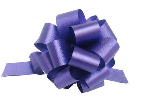 Medium Purple Pull Bow (10 Pieces)