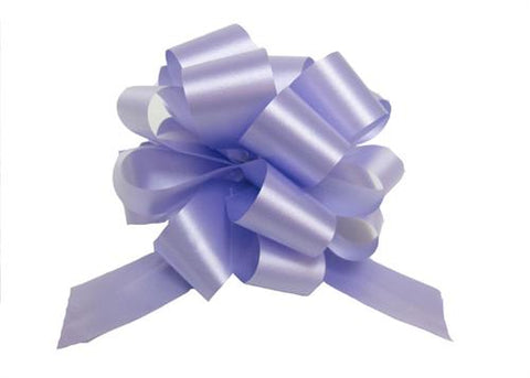 Medium Lavender Pull Bow (10 Pieces)