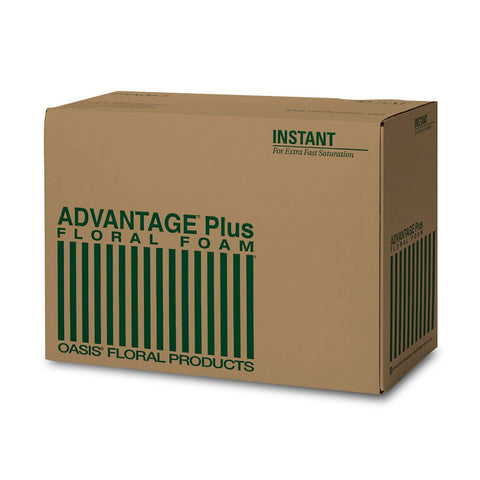 Oasis Advantage Plus Floral Foam Blocks (48 ct)