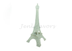 "10"" Clear Eiffel Tower Centerpiece With LED Lights"