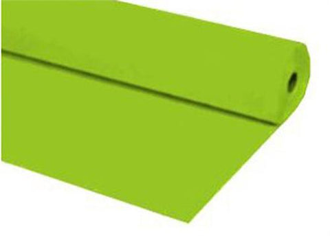 Apple Green Plastic Table Cover 40 x 100 ft