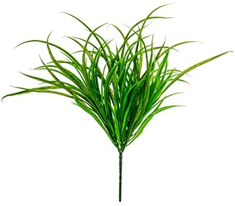 Artificial Bear Grass Bush 17 Inches Tall