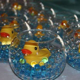 "2"" Yellow Rubber Duck Baby Shower Favor(12 Pieces)"