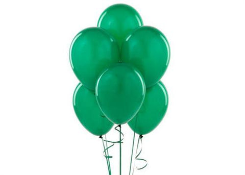 "12"" Pearl Tone Jade Balloon (72 Pieces)"