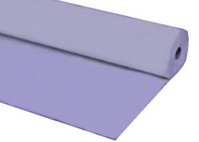 Lavender Plastic Table Cover 40 x 100 ft