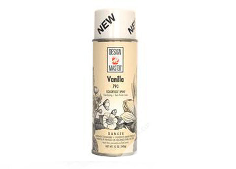 Design Master Vanilla Spray (12 oz)