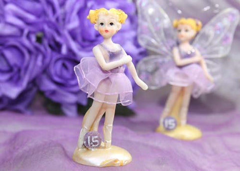 Ballerina Doll Rising Lavender (12 Pieces)