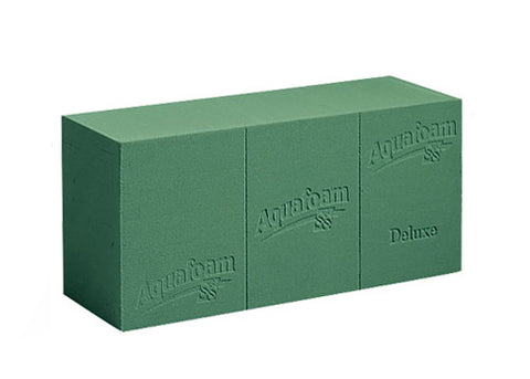 Aquafoam Deluxe Brick - Green (48 pcs)