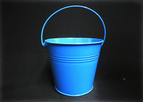 Pail Bucket Royal Blue