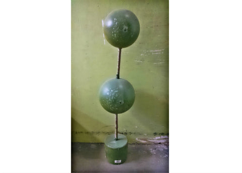 "50"" (4 feet 3) H 9"" Top Ball 11"" Middle Ball Giant Topiary Foam"