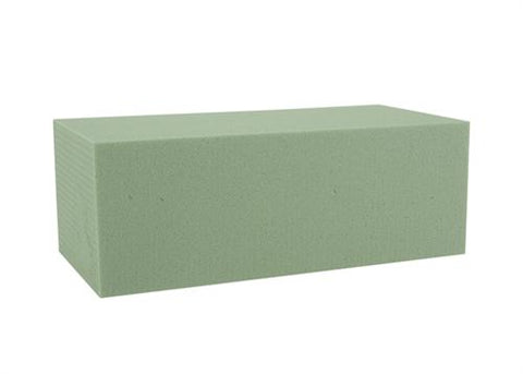 Dry Green Foam Block (1 Piece)