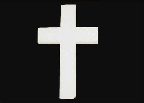 "Styrofoam Cross 24"" (1 Piece)"