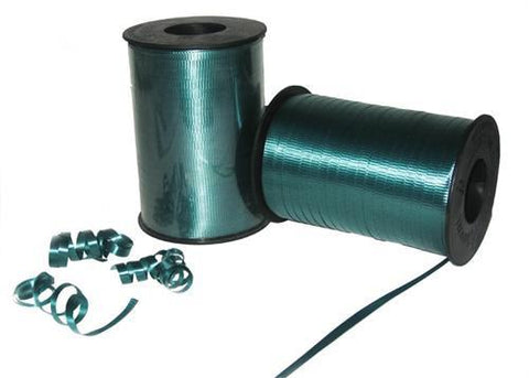 Hunter Green Curly Ribbon 5 mm X 500 Yards (1 Roll)