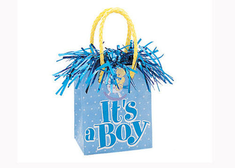 It's A Boy Balloon Weights (1 Piece)