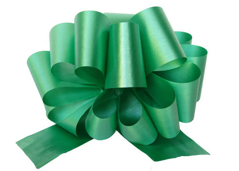Large Emerald Pull Bow (10 Pieces)