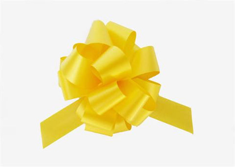 Large Daffodil Pull Bow (10 Pieces)