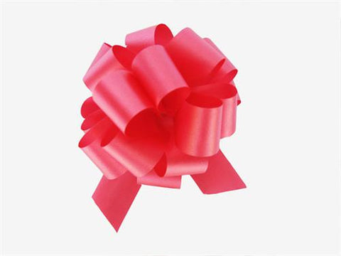 Medium Red Pull Bow (10 Pieces)