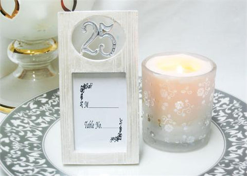 25 Celebration Picture Frame (12 Pieces)