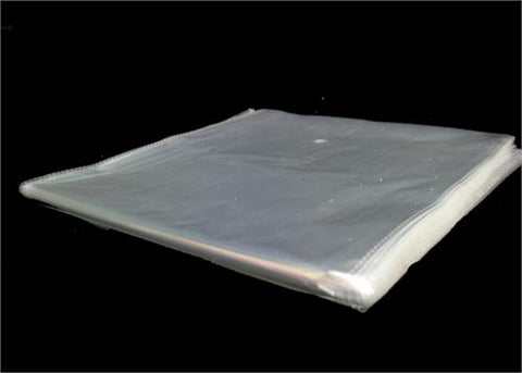 "8"" x18"" Clear Cellophane bags (100 Pieces)"