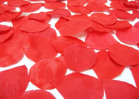 Silk Rose Petals Red (1728PCS)