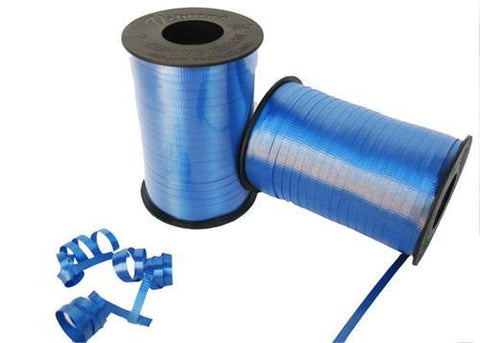 Royal Blue Curly Ribbon 5 mm X 500 Yards (1 Roll)