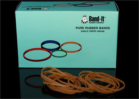Band-It Rubber Band 1 Box (APPROX. 2100 PCS per box)