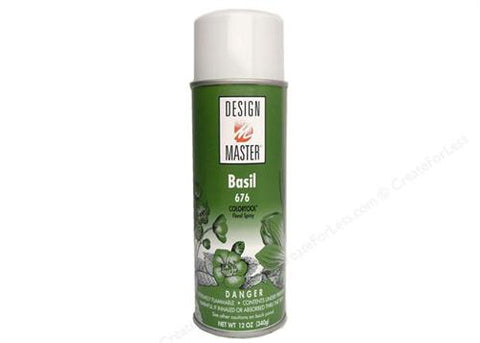 Design Master Basil Spray (12 oz)