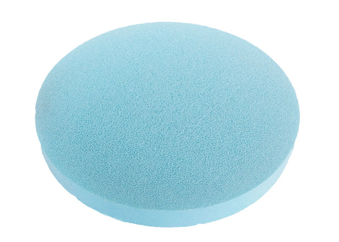 6 x 3/4 Inches Light Blue Color Craft Foam Circle Disc for Sculpture Modeling DIY Arts and Crafts