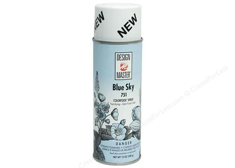 Design Master Blue Sky Spray (12 oz)