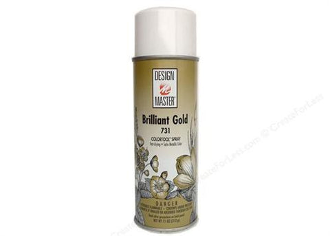 Design Master Brilliant Gold (12 oz)