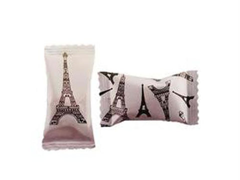 Eiffel Tower Butter Mints (50 Pieces)
