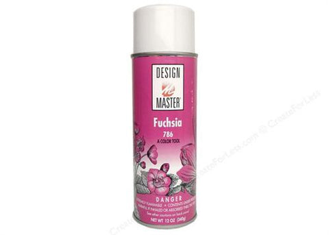 Design Master Fuchsia Spray (12 oz)
