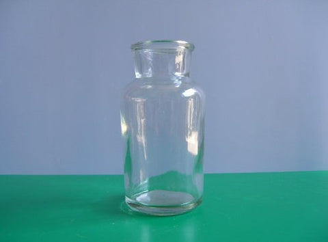 "5"" Decorative Glass Bottle (24 Pieces)"