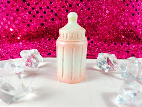 Mini Baby Bottle Favor Pink (24 Pieces)only $0.35each